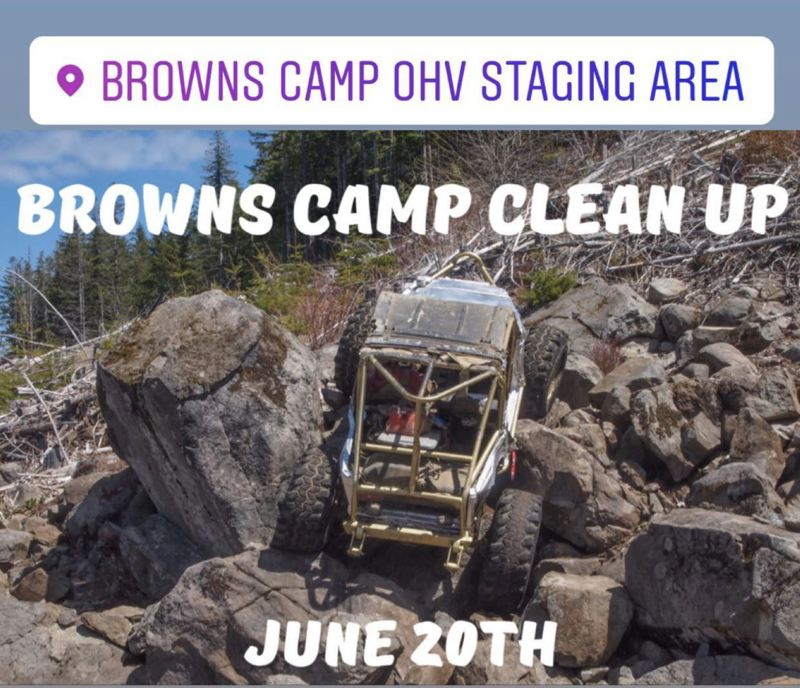 Browns Camp OHV