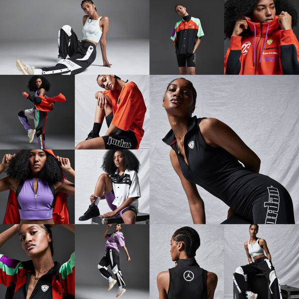 COURTESY: NIKE - Nike's Women's Jordan summer gear is available in stores in China and South Korea. Could the US be next?