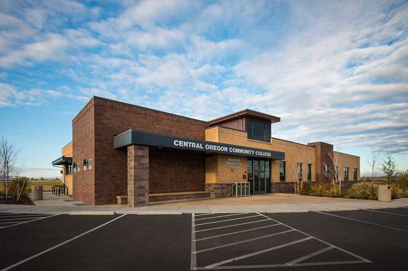 COURTESY PHOTO: CENTRAL OREGON COMMUNITY COLLEGE - COCC's Madras computer lab is open for students, though all classes are currently online.