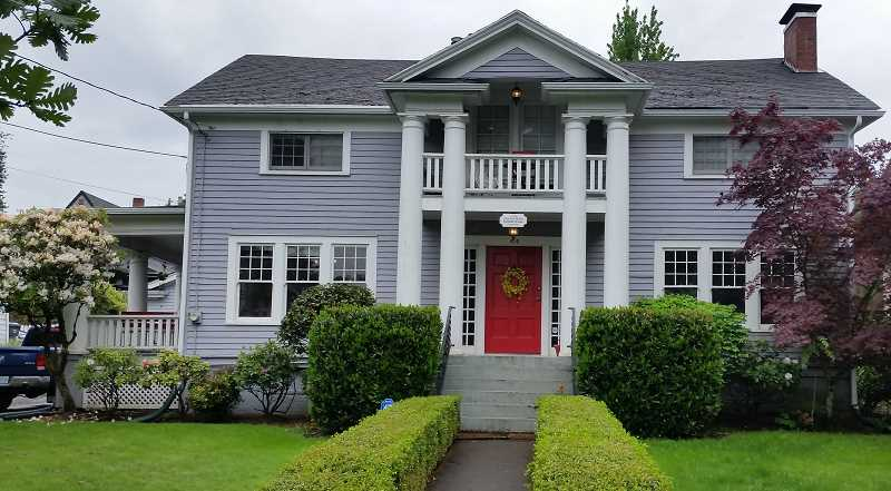 PMG PHOTO: RAYMOND RENDLEMAN - Josh Howard, the Republican nominee for Oregon House District 40, purchased this house in Oregon City from former State Rep. Brent Barton.