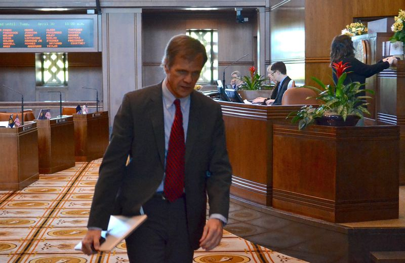 PMG FILE PHOTO - Mark Hass has a slim edge over his Democratic rivals in the bid to be Oregon's next Secretary of State.