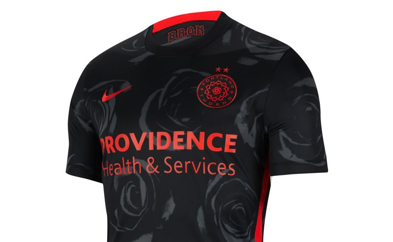 COURTESY PHOTO; PORTLAND THORNS - The Portland Thorns unveiled new uniforms Wednesday.