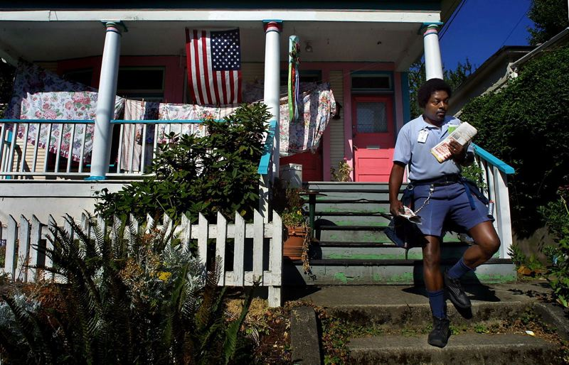 PMG FILE PHOTO - Letter writer: It's important to fight for the U.S. Postal Service.