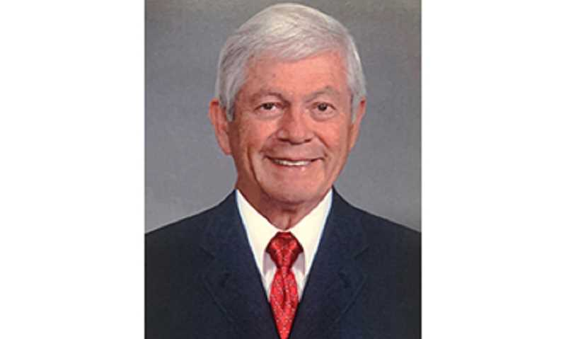 COURTESY PHOTO - Ken Smith, one of Warm Springs' most influential leaders, died last week at the age of 85.