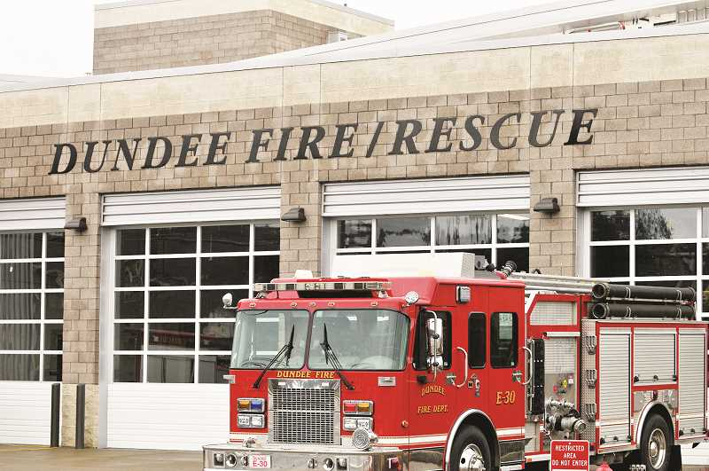 GRAPHIC FILE PHOTO - Allegations of misconduct and sexual harassment are mounting against Chief John Stock of the Dundee Fire Department.