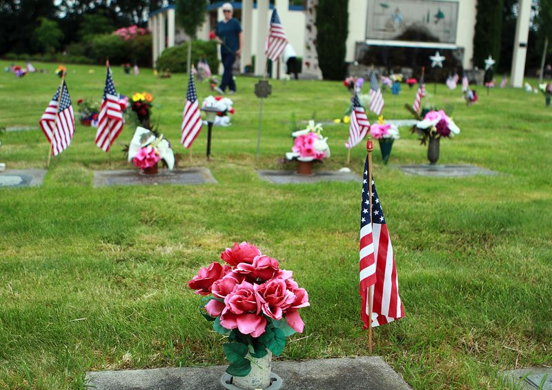 Slideshow: Memorial Day in Columbia County