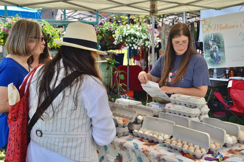 Mount Hood Farmers Market to return to outdoor space