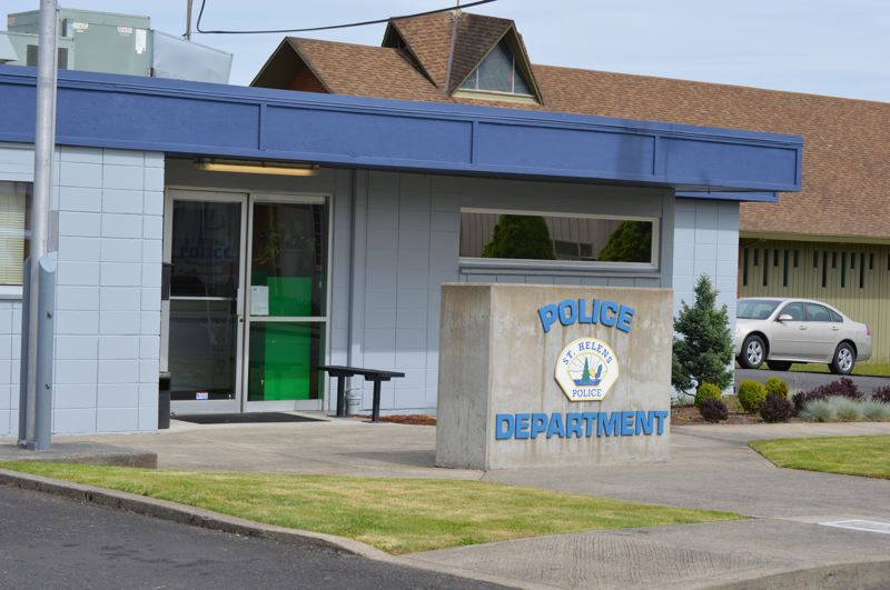 St. Helens PD accused of excessive force