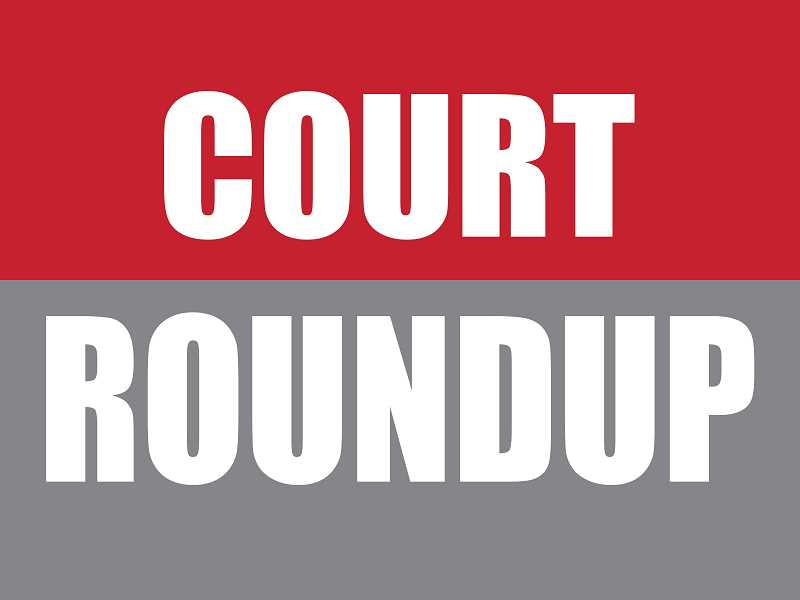 Jefferson County Circuit Court Roundup for May 11-22