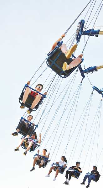 NEWBERG GRAPHIC FILE PHOTO - The Yamhill County Fair Board announced in May that the annual event, the state's oldest, was canceled due to the COVID-19 pandemic.