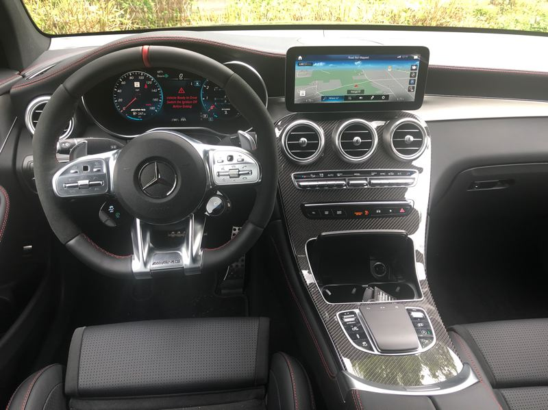 PMG PHOTO: JEFF ZURSCHMEIDE - Mercedes-Benz is currently leading the industry in driver assistance technology. If it exists on Earth, you can get it in a Mercedes-Benz.