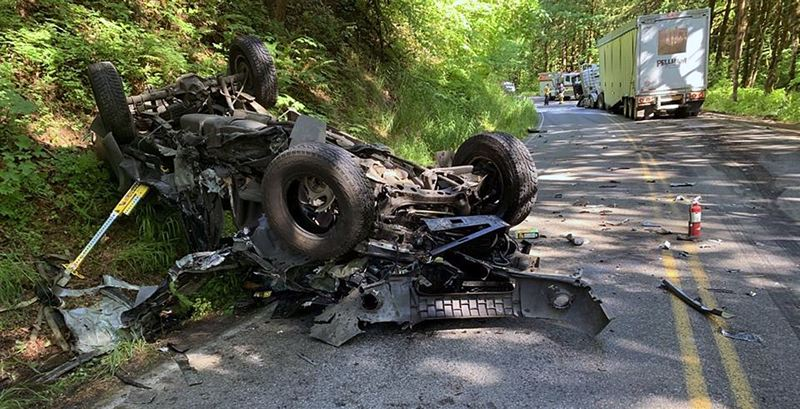 Christopher Bendle of Scappoose killed in May 28 crash