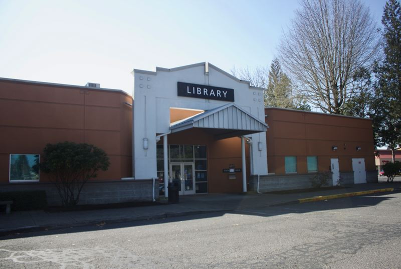 PMG FILE PHOTO - Gresham Library is among the branches to restart some services Monday, June 8.