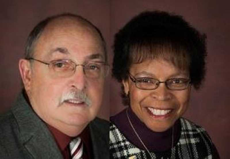 Frank O'Donnell and Denyse McGriff