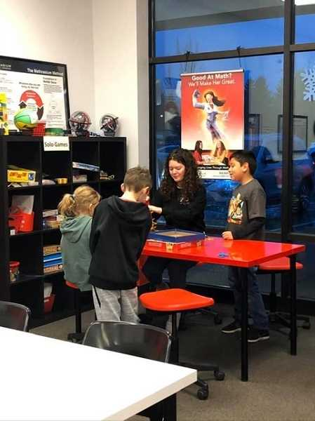 COURTESY PHOTO: MATHNASIUM OF SHERWOOD - Sherwood's Mathnasium is a place for students to learn math skills. Since the coronavirus outbreak, though, it has shifted classes online.
