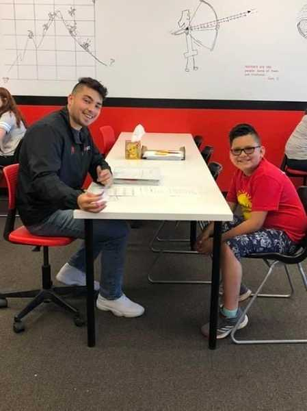 COURTESY PHOTO: MATHNASIUM OF SHERWOOD - Students have benefited from arts and math courses offered by local businesses.
