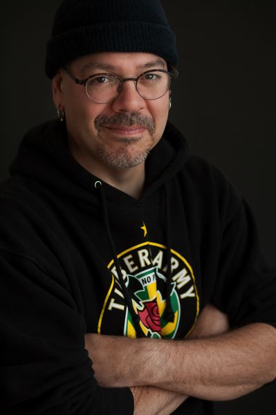 COURTESY PHOTO - Portland resident Greg Rucka has found great success as a comic book writer, as two of his projects have been turned into television projects: 'Stumptown' on ABC and now 'The Old Guard' on Netflix.
