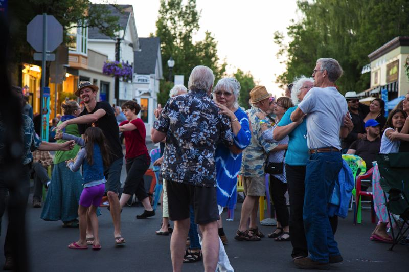 COURTESY PHOTO: CITY OF GRESHAM - The Gresham Arts Festival was canceled, meaning hundreds of artists and thousands of visitors wont be coming to downtown this year.