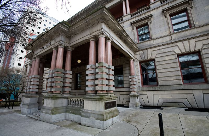 CONTRIBUTED - Portland City Hall