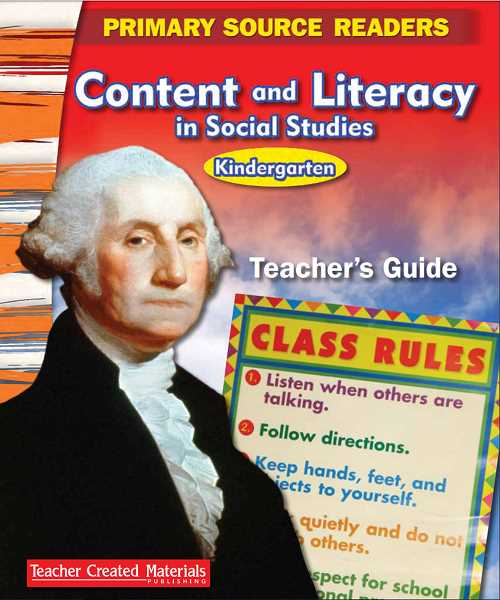 COURTESY PHOTO: WOODBURN SCHOOL DISTRICT - Kindergarten-level material would begin with basic rules and directions in the classroom and touch on people, places and ideas in American history through as well as modern curriculum.