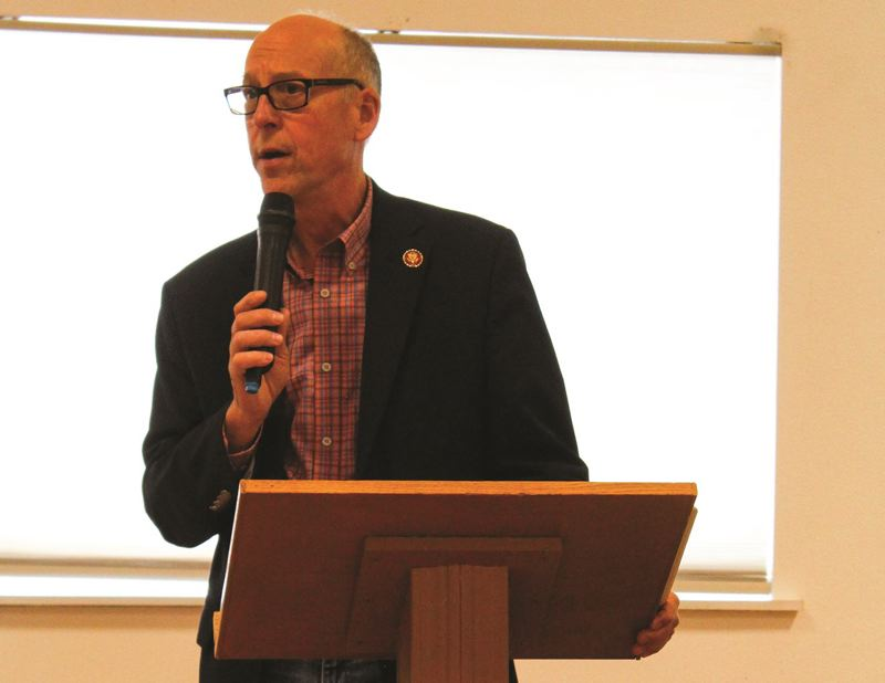 PMG FILE PHOTO - U.S. Rep. Greg Walden is retiring from Congress at the end of this year.