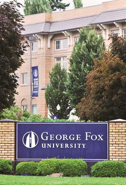 NEWBERG GRAPHIC FILE PHOTO - George Fox University has launched an option for incoming freshmen that allows them to begin their education at home while recognizing the ongoing COVID-19 pandemic.