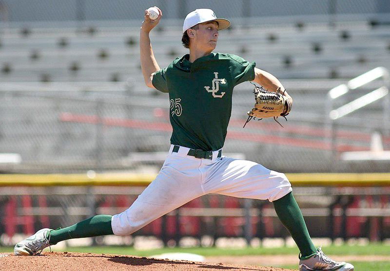 PMG FILE PHOTO - Former Jesuit High School pitcher Mick Abel took a big step toward a career as a professional baseball player when he was selected with the 15th pick of the first round of the 2020 Major League Baseball draft on Wednesday, June 10.