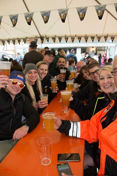 COURTESY OF KAY SHACHER - Social-distancing orders and other COVID-19 concerns stand to crimp activities for the 2020 Mount Angel Oktoberfest.