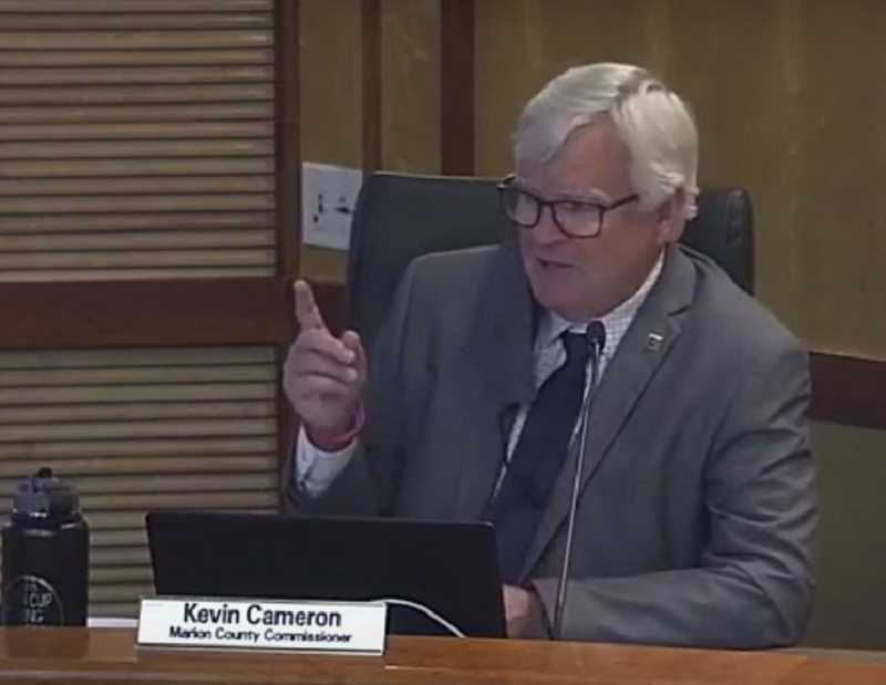 COURTESY OF MARION COUNTY - Marion County Commissioner Kevin Cameron stressed that the Phase I reopening from the COVID-19 shutdown is not akin to graduation; its more like having finished freshman year., Woodburn Independent - News