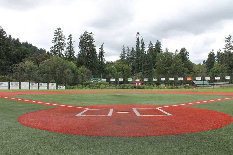 PMG FILE PHOTO - Athletic fields at West Linn parks are now open for family, small group and individual use. Fields have been closed since the state went into lockdown in March.
