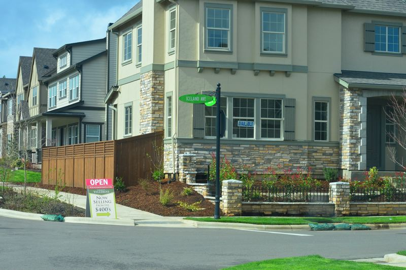 PMG FILE PHOTO - The city of Wilsonville passed a plan Monday, June 15 to facilitate more affordable housing in town.