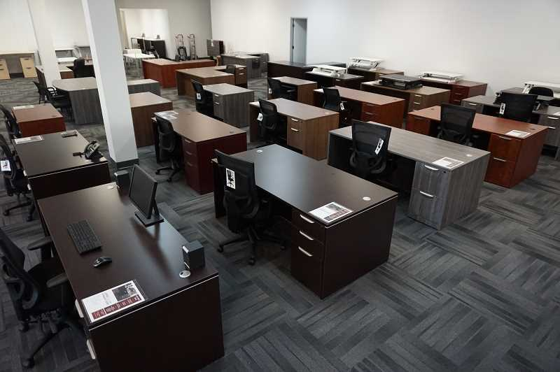 (Image is Clickable Link) Office Furniture Reborn