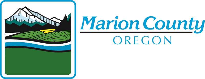 MARION COUNTY  - Marion County Logo, Woodburn Independent - News