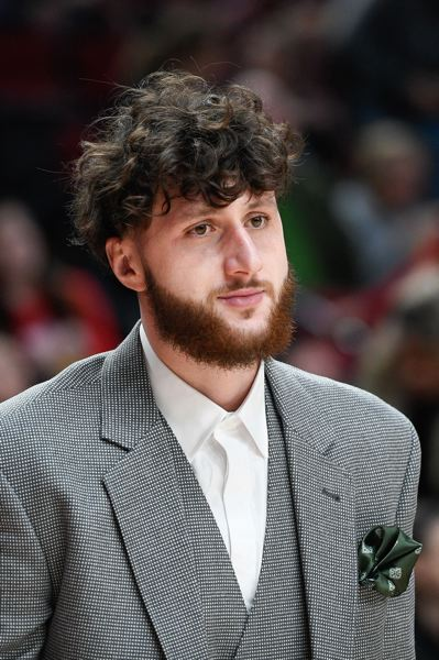 PMG FILE PHOTO: CHRISTOPHER OERTELL - Can the Trail Blazers be a factor in the restarted NBA season with the return of Jusuf Nurkic and Zach Collins?