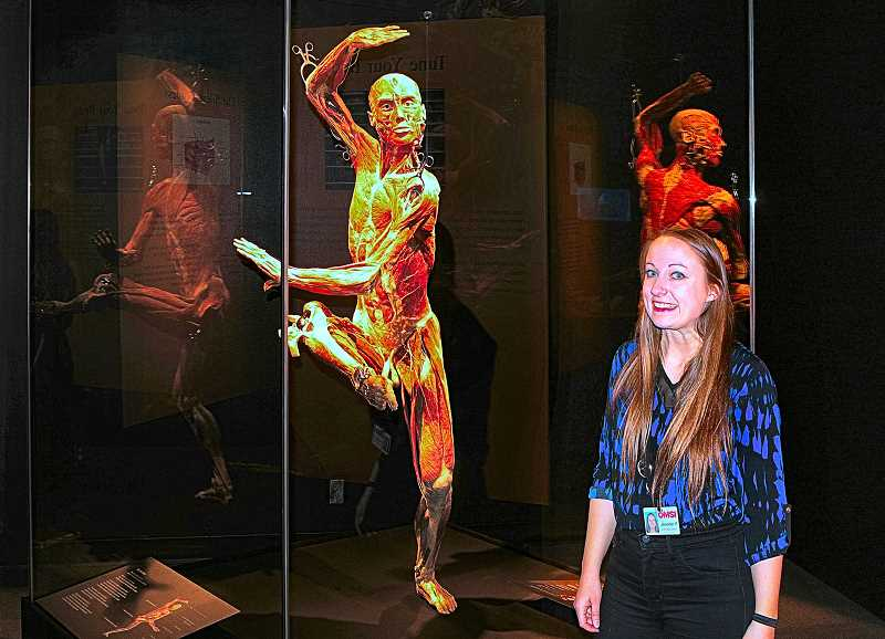 OMSI reopens 'Body Worlds', as well as submarine tours