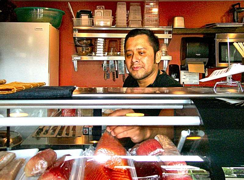 Newest sushi restaurant offers to-go in Westmoreland