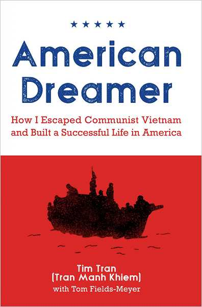 COURTESY PHOTO - Tim Trans new book, American Dreamer--How I escaped Communist Vietnam and built a Successful Life in America, details his journey studying in the U.S. to then escaping his home country during a war.