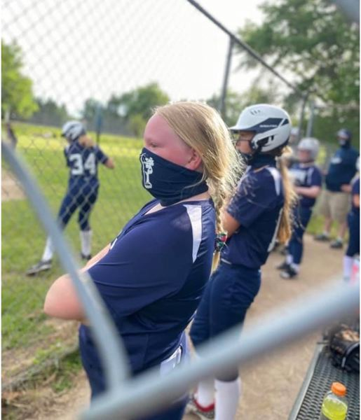 COURTESY PHOTO - Two Wilsonville Youth Softball teams played at a tournament in Newberg last weekend.