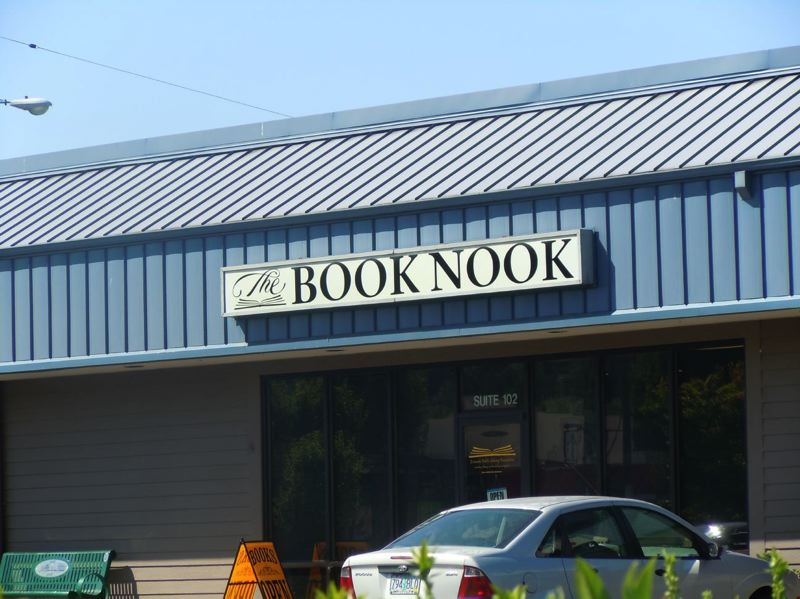 COURTESY PHOTO - Several weeks ago, a customer at The Book Nook refused to wear a face mask while in the store.