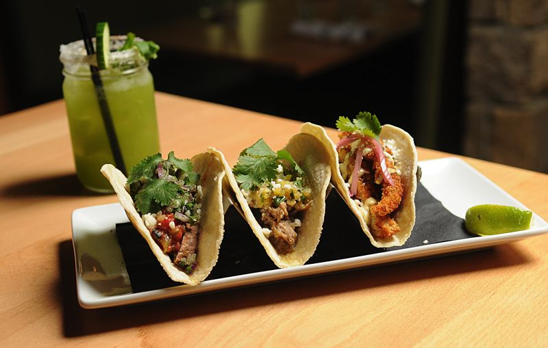 PMG FILE PHOTO  - Two Holy Taco employees who contracted COVID-19 in May have recovered and are isolating at home, according to one of the restaurant owners.