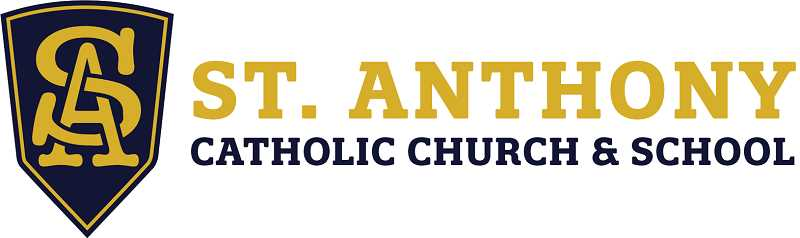 (Image is Clickable Link) St. Anthony's Catholic Church and School