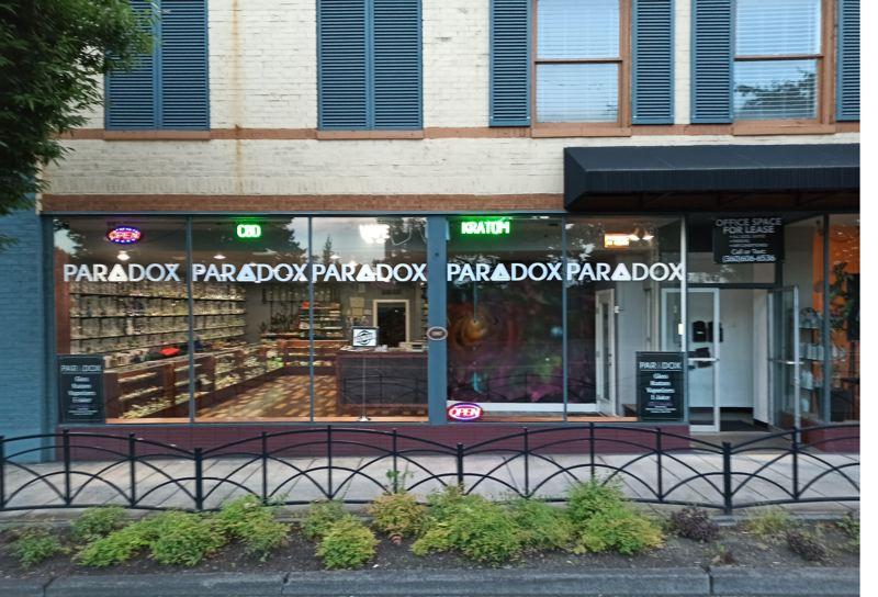 COURTESY PHOTO - Paradox opened March 30 in downtown Lake Oswego.