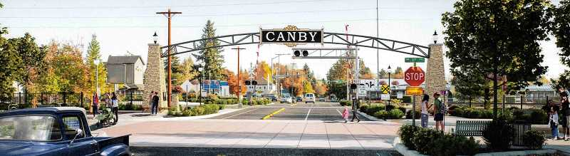 Canby city projects move along