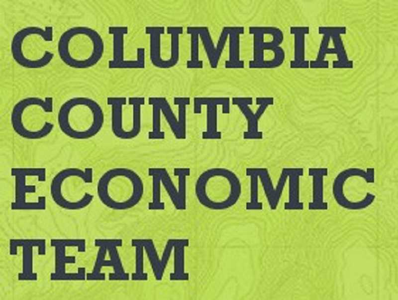 (Image is Clickable Link) Columbia County Economic Team