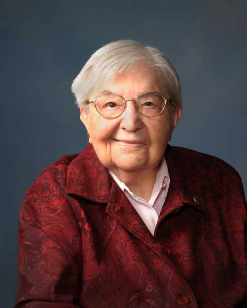 COURTESY PHOTO - A mass for Sister Alberta Dieker was live streamed on July 24 and is available to view on the Queen of Angels Youtube channel.