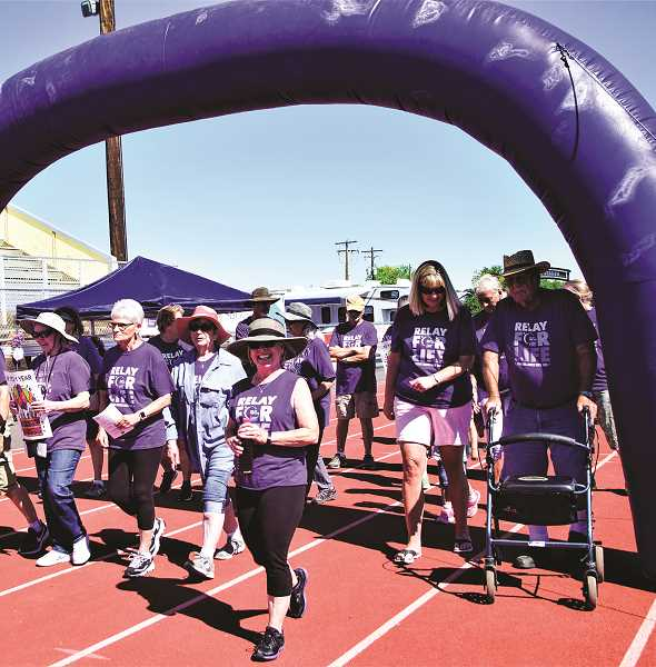 CENTRAL OREGONIAN - The Prineville Relay for Life may differ in a lot of ways from its traditional format, but organizers are determined to keep the event going in spite of the pandemic.