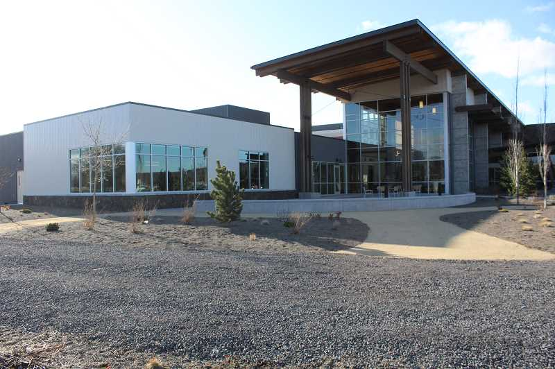 CENTRAL OREGONIAN - The St. Charles Prineville expansion was completed in February, but the COVID-19 pandemic has resulted in limited usage of the new space.