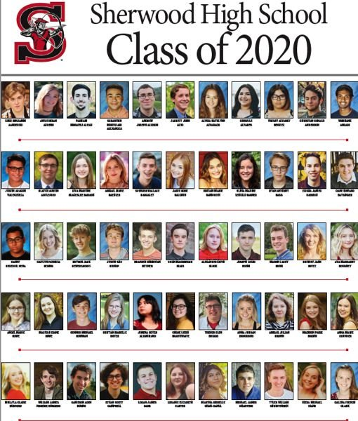 (Image is Clickable Link) Sherwood Graduation 2020