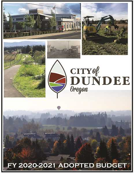 COURTESY PHOTO - Entering a new fiscal year under unique circumstances due to the COVID-19 pandemic, the city of Dundee approved its 2020-2021 budget in late June, with the budget taking effect July 1.