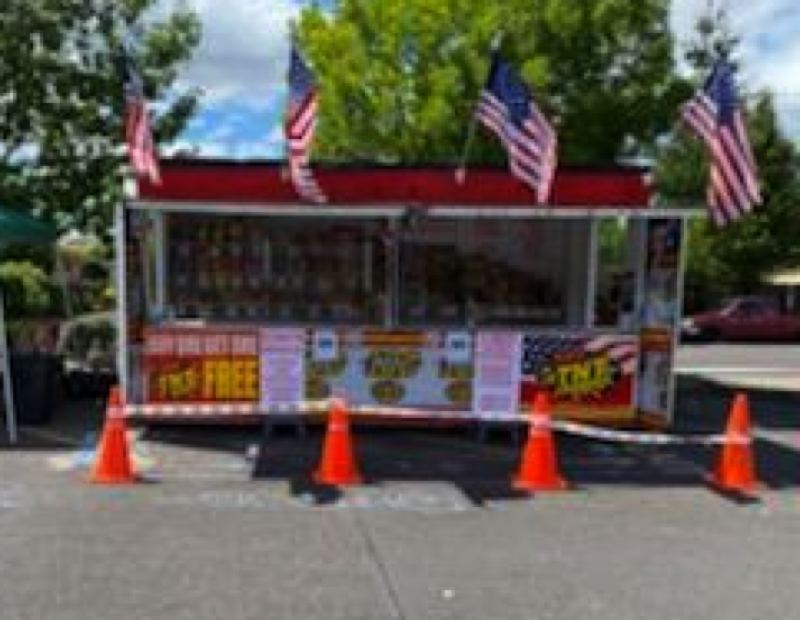 Fireworks stolen from non-profit that benefits youths